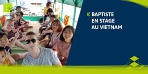 [INTERNATIONAL] Baptiste au Vietnam