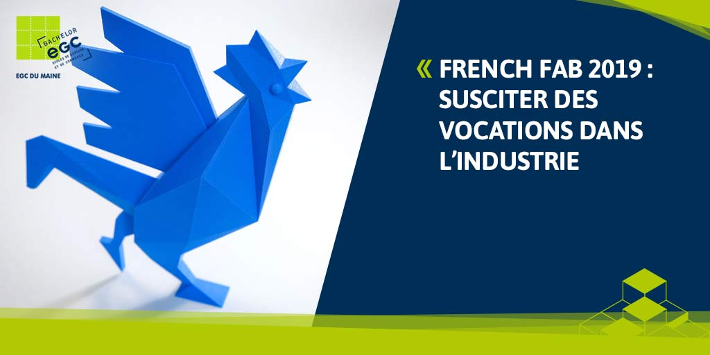 FRENCH FAB 2019 : susciter des vocations dans l'industrie