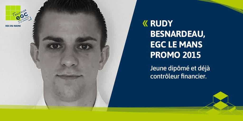 [Portrait d'ancien] Rudy BESNARDEAU, promo 2015