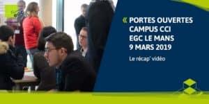 Portes ouvertes Campus CCI 9 mars 2019 : le récap'