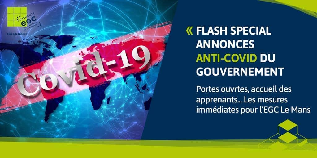 Flash spécial #COVID19 : la France entre en confinement