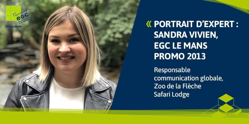 [PORTRAIT D'EXPERT] Sandra Vivien, responsable de la communication du Zoo de La Flèche Safari Lodge – «Communiquer le bon message pour faire de nos visiteurs les ambassadeurs de la biodiversité».